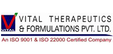 Vital Therapeutics and Formulations Pvt Ltd