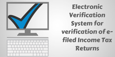 electronic verification system