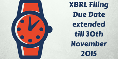 XBRL Filing Due Date