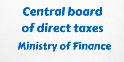 The CBDT amends Rules relating to TDS on Rent u/s 194IB