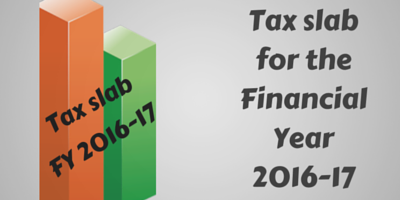 tax slab for 2016-17
