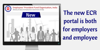 The new ECR portal - Unified for both employers and employees