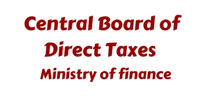 CBDT Notification